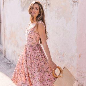 GAL MEETS GLAM • sarah floral print dress
